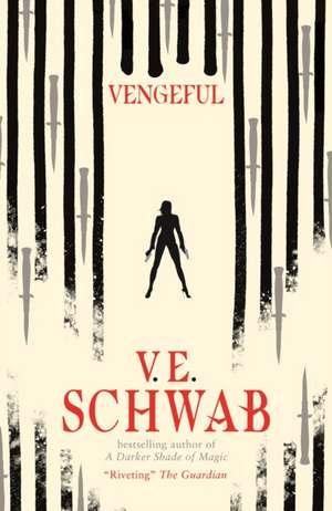 Vengeful de Victoria Schwab