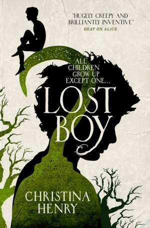 Lost Boy de Christina Henry