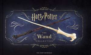 Harry Potter The Wand Collection de  Titan Books