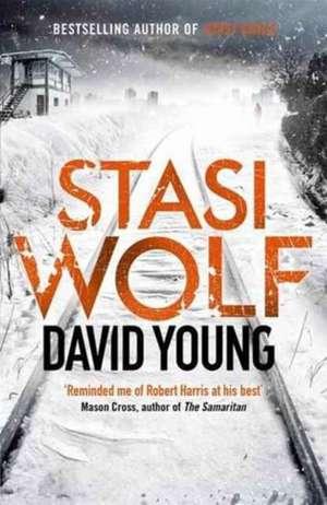 Stasi Wolf de David Young