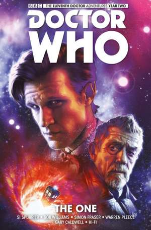 Doctor Who: The Eleventh Doctor Volume 5 - The One de Si Spurrier