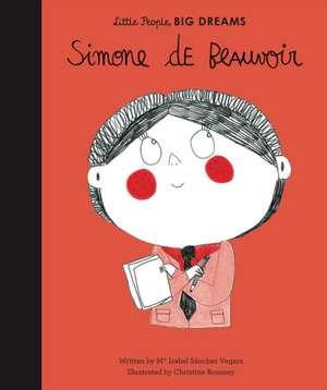 Simone de Beauvoir de Isabel Sanchez Vegara