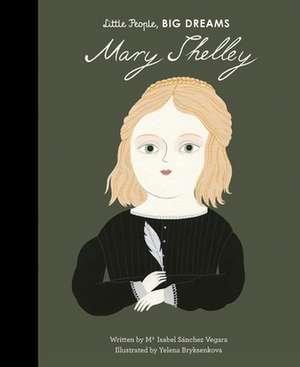 Mary Shelley de Maria Isabel Sanchez Vegara