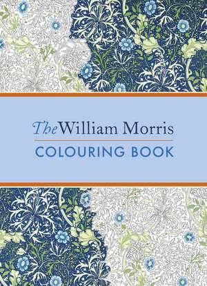 The William Morris Colouring Book imagine