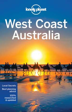 Lonely Planet West Coast Australia de Lonely Planet