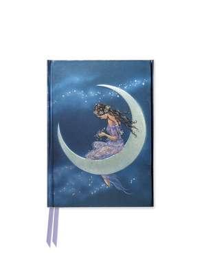 Jean & Ron Henry: Moon Maiden (Foiled Pocket Journal) de Flame Tree Studio