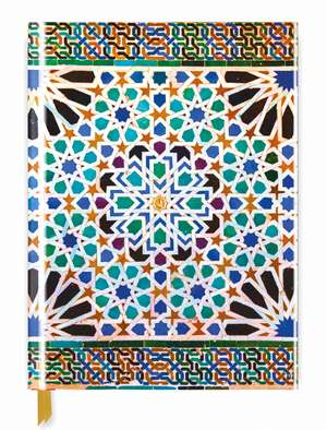 Alhambra Palace (Blank Sketch Book) de Flame Tree Studio