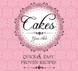 Cakes de Gina Steer