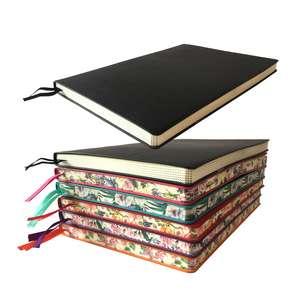 Black Artisan Notebook (Flame Tree Journals) de Flame Tree Studio