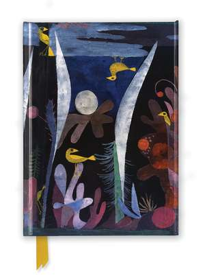 Paul Klee: Landscape with Yellow Birds (Foiled Journal) de Flame Tree Studio