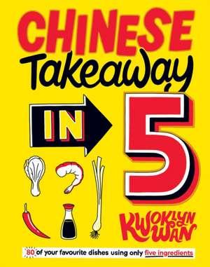 Chinese Takeaway in 5 de Kwoklyn Wan