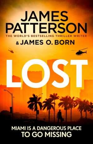 Lost de James Patterson