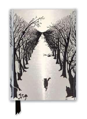 Rudyard Kipling: The Cat that Walked by Himself (Foiled Journal) de Flame Tree Studio
