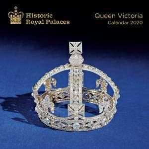 Historic Royal Palaces – Queen Victoria Wall Calendar 2020 (Art Calendar) de Flame Tree Studio