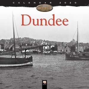 Dundee Heritage Wall Calendar 2020 (Art Calendar) de Flame Tree Studio