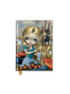 Jasmine Becket-Griffith – Alice in a Dali Dream Pocket Diary 2020 de Flame Tree Studio