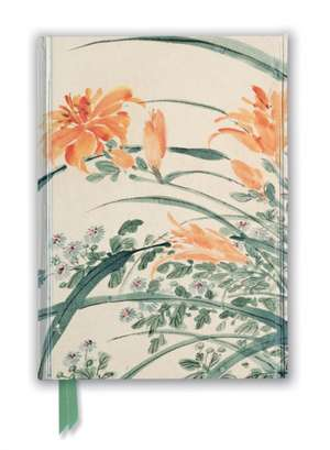 Chen Chun: Garden Flowers (Foiled Journal) de Flame Tree Studio