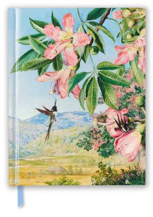 Kew Gardens: Foliage and Flowers by Marianne North (Blank Sketch Book) de Flame Tree Studio