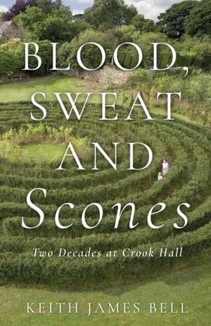 BLOOD SWEAT & SCONES