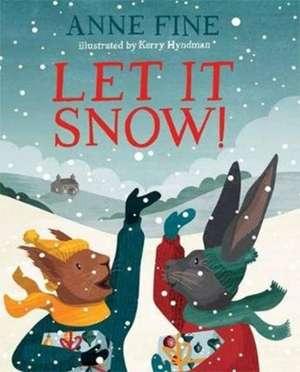 Let it Snow de Anne Fine