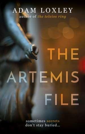 The Artemis File de Adam Loxley