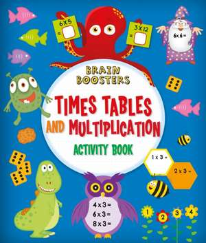 BRAIN BOOSTERS TIMES TABLES AND MU de WORMS  PENNY