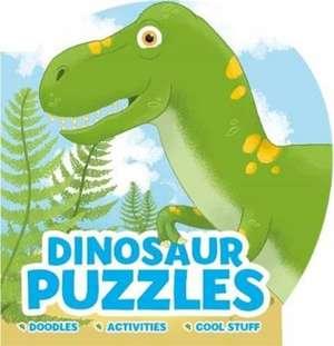 Dinosaur Puzzles de Lisa Regan