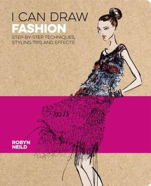 I Can Draw Fashion imagine