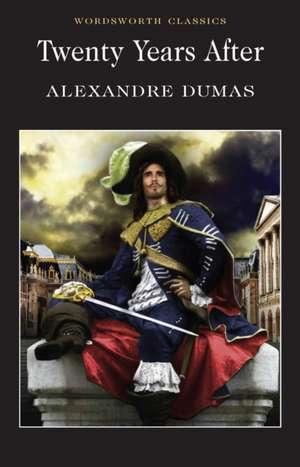 Twenty Years After de Alexandre Dumas