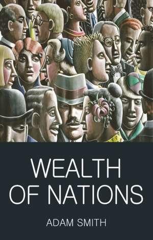 WEALTH OF NATIONS UK/E de Adam Smith