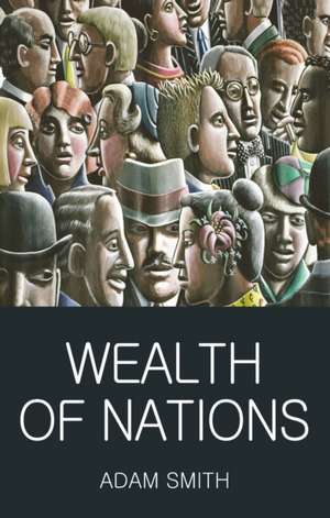 Wealth of Nations de Adam Smith