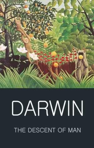 The Descent of Man de Charles Darwin