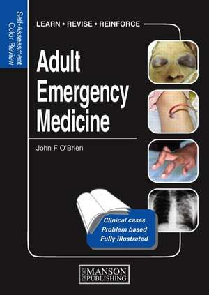 Adult Emergency Medicine: Self-Assessment Color Review