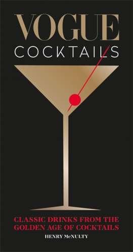 Vogue Cocktails imagine