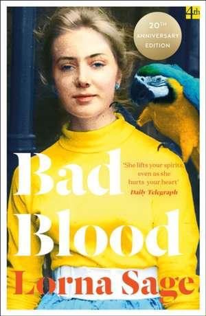 Bad Blood de Lorna Sage