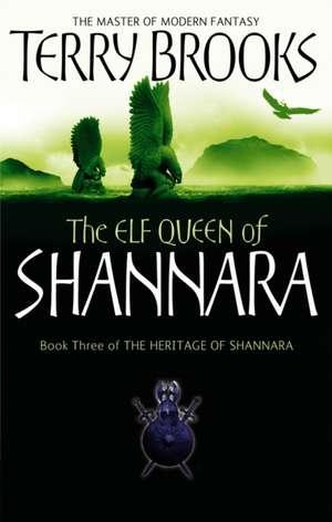 The Elf Queen Of Shannara de Terry Brooks