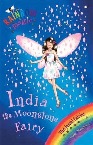 Rainbow Magic: India the Moonstone Fairy de Daisy Meadows