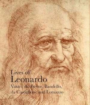 Giorgio, V: Lives of Leonardo de Charles Robertson