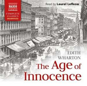 The Age of Innocence de Edith Wharton