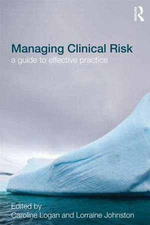 Managing Clinical Risk imagine