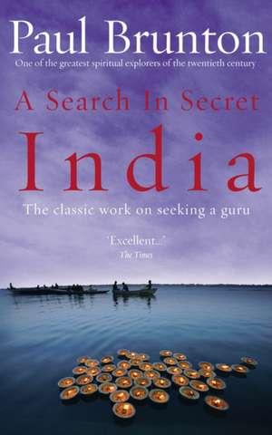 A Search in Secret India imagine