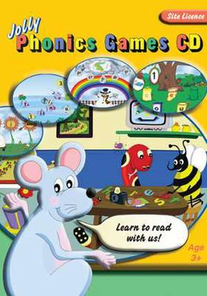 Jolly Phonics Games