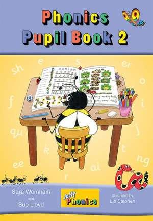 Jolly Phonics Pupil Book 2 de Sara Wernham