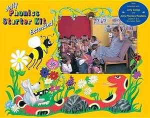 Jolly Phonics Starter Kit Extended de Sue Lloyd