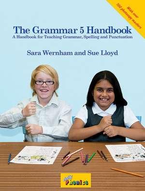 The Grammar 5 Handbook de Sara Wernham
