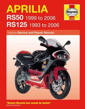Aprilia RS50 (99 - 06) & RS125 (93 - 06) de Phil Mather