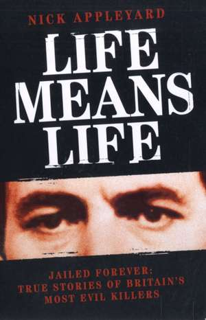 Life Means Life