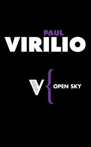 Open Sky de Paul Virilio