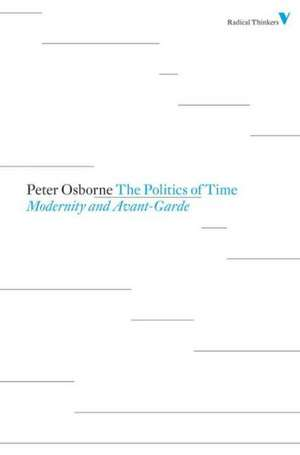 Politics of Time