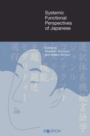 Systemic Functional Perspectives of Japanese imagine